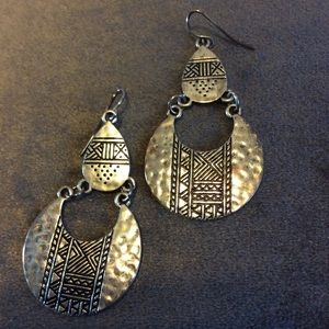 Lucky Brand Ethnic Style Earrings